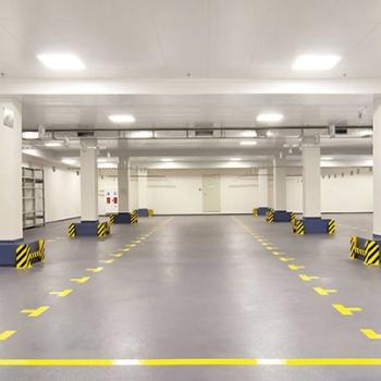 CCS coloured epoxy floors