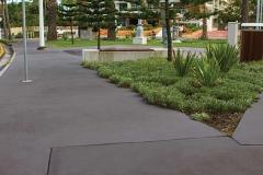 CCS Coloured concrete