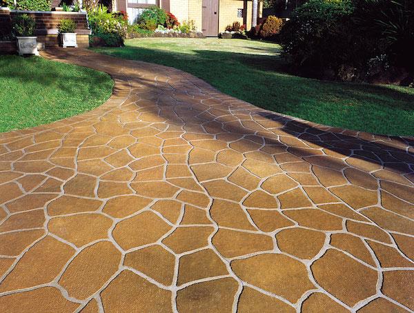 CCS Stencilpave Concrete