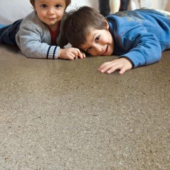 CCS Florentina Spray Stone flooring