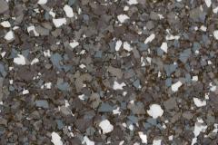 CCS Galaxy Black Granite Flake Floor