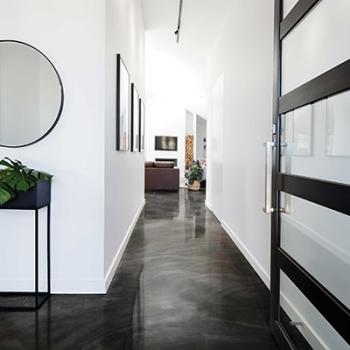 CCS metallic epoxy floors
