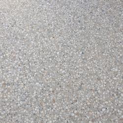 CCS polished concrete with fine aggregate
