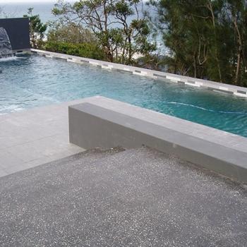 CCS polished concrete