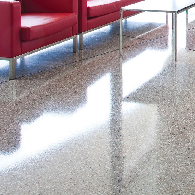 Beautiful Internal Concrete