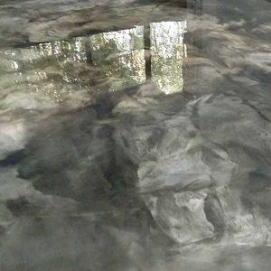 CCS Metallic Epoxy Flooring
